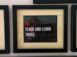 Teach and Learn Twice