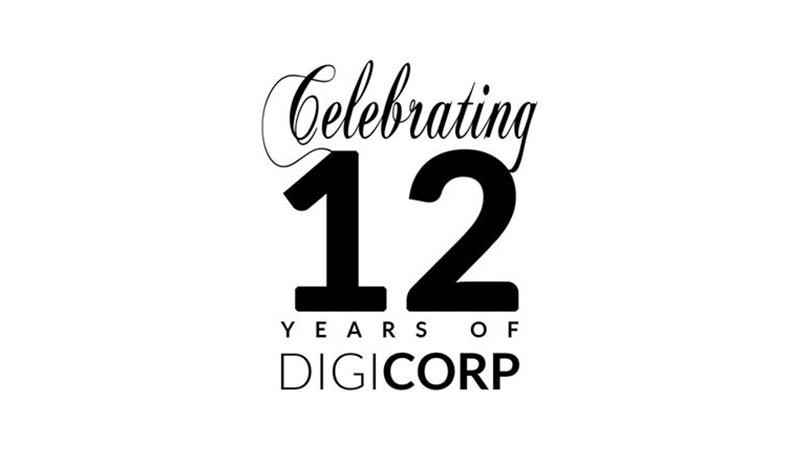 Keep Walking Digicorp - Celebrating 12 Years of Digicorp
