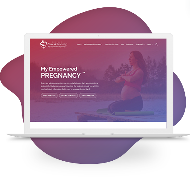 MePreg - Mobile App Development by Digicorp