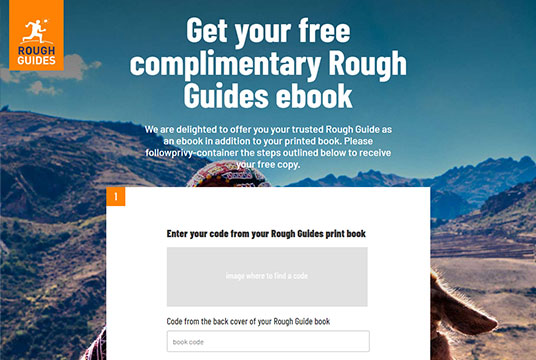 Rough Guides Travel Book