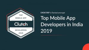 Digicorp Celebrates Spot Among Top App Developers in Ahmedabad in Clutch's 2019 Rankings
